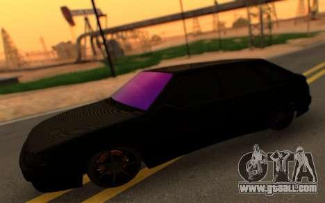 Lada 2114 Samara for GTA San Andreas