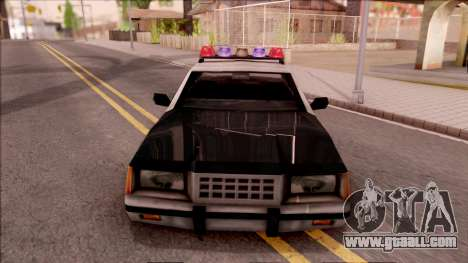 Vice City Police Car for GTA San Andreas