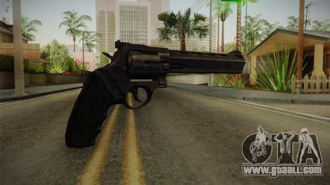 Raging Bull Revolver for GTA San Andreas third screenshot