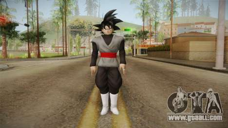 DBX2 - Goku Black SJ v2 for GTA San Andreas second screenshot