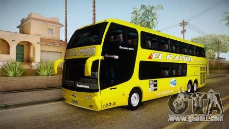 Niccolo 2250 El Rapido for GTA San Andreas