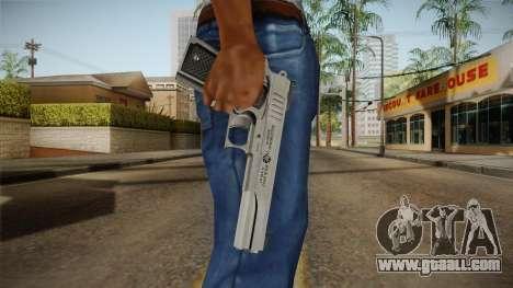 TF2 - Silent Assassin Deagle for GTA San Andreas