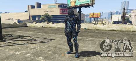 GTA 5 Savitar CW [Add-On Ped] 2.0
