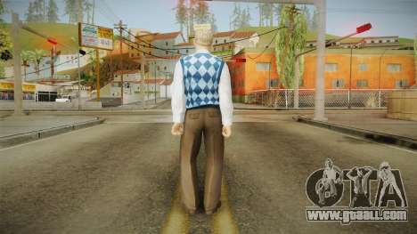 Derby Harrington from Bully Scholarship for GTA San Andreas third screenshot