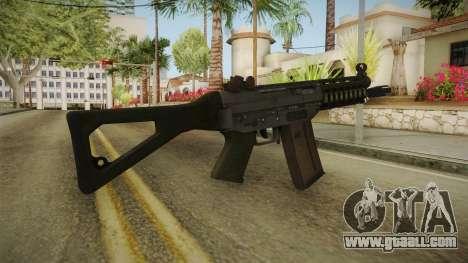 Battlefield 4 SG553 Assault Rifle for GTA San Andreas second screenshot