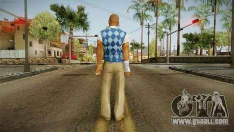 Chad from Bully Scholarship for GTA San Andreas third screenshot