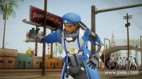 Overwatch: Captain Amari for GTA San Andreas