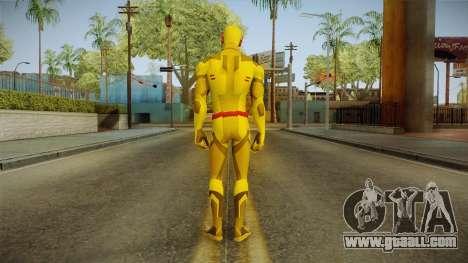 DC Legends - Reverse Flash for GTA San Andreas third screenshot