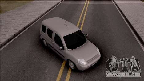 Citroen Berlingo Mk2 for GTA San Andreas right view