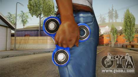 Fidget Spinner for GTA San Andreas third screenshot