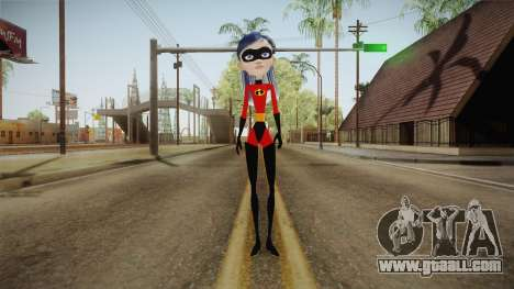 The Incredibles - Violet Parr for GTA San Andreas second screenshot