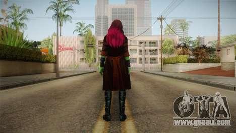 Marvel Future Fight - Gamora (GOTG Vol. 2) for GTA San Andreas third screenshot