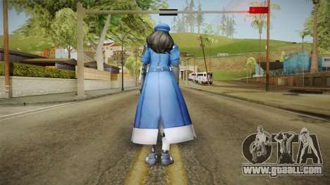 Overwatch: Captain Amari for GTA San Andreas third screenshot