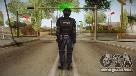 ESZ-TIGRI Skin for GTA San Andreas third screenshot