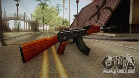 CF AK-47 for GTA San Andreas second screenshot