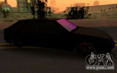 Lada 2114 Samara for GTA San Andreas left view
