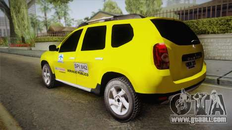 Renault Duster Taxi for GTA San Andreas