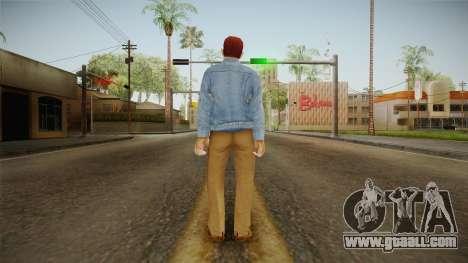 Lucky De Luka from Bully Scholarship for GTA San Andreas third screenshot