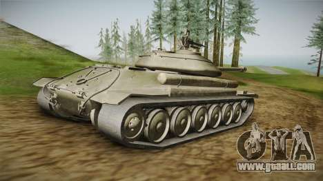 1944 Object 252U v1.0.0 for GTA San Andreas right view