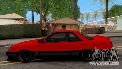 Nissan Skyline R31 v1.0 for GTA San Andreas left view