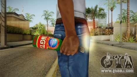 Molotov Cocktail China Wind for GTA San Andreas third screenshot