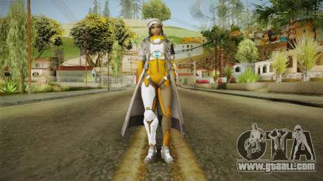 Overwatch: Horus Ana for GTA San Andreas second screenshot