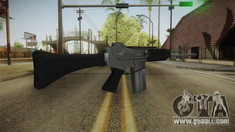 Daewoo K2 v2 for GTA San Andreas second screenshot