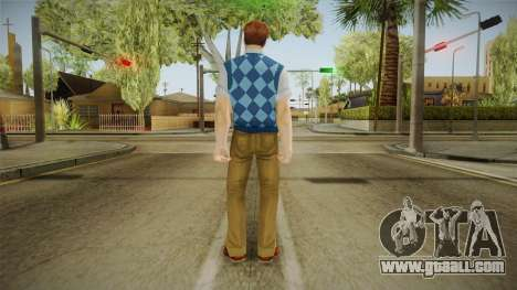Tad Spencer from Bully Scholarship for GTA San Andreas third screenshot