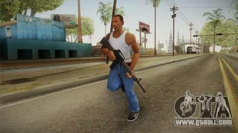 Military Animations 2016 for GTA San Andreas ninth screenshot
