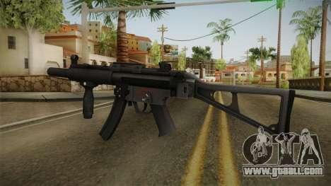HK MP5 Silenced for GTA San Andreas second screenshot