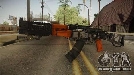 Volk Energy Assault Rifle v1 for GTA San Andreas