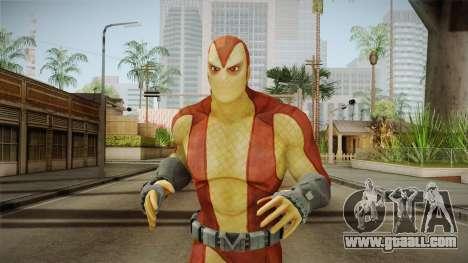 Marvel Heroes - Shocker (Visual Update) for GTA San Andreas