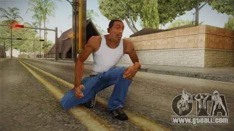 Military Animations 2016 for GTA San Andreas sixth screenshot