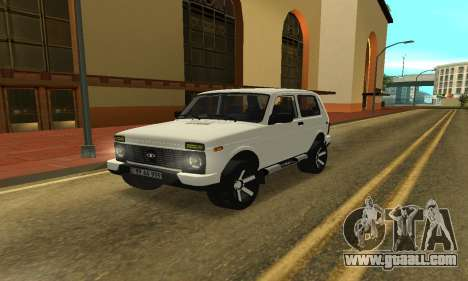 Lada Urban Armenian for GTA San Andreas