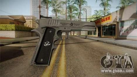 TF2 - Silent Assassin Deagle for GTA San Andreas third screenshot