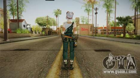 Dead or Alive: Lisa for GTA San Andreas third screenshot