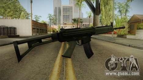 AK-5 Assault Rifle for GTA San Andreas second screenshot