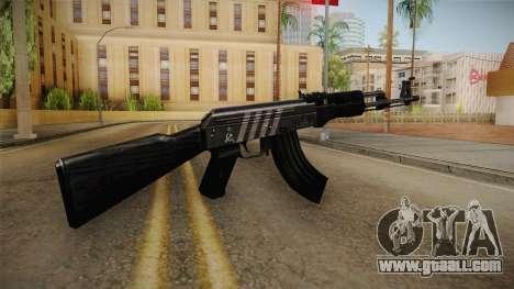 CF AK-47 v4 for GTA San Andreas third screenshot