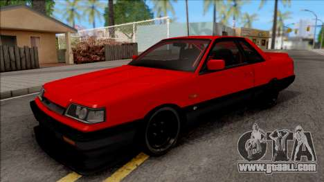 Nissan Skyline R31 v1.0 for GTA San Andreas