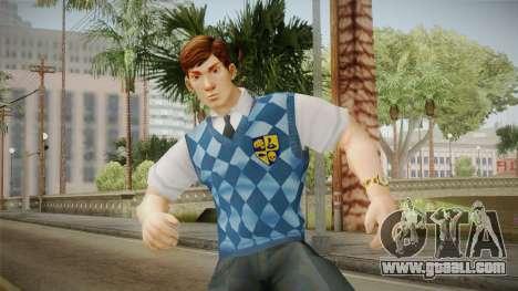 Gord Vendome from Bully Scholarship for GTA San Andreas