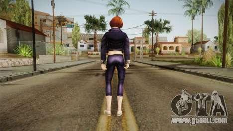 Lola Lombardi from Bully Scholarship for GTA San Andreas third screenshot
