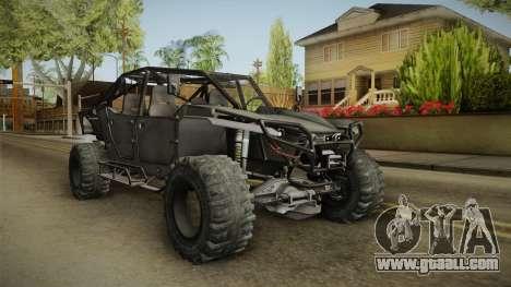 Ghost Recon Wildlands - Unidad AMV for GTA San Andreas