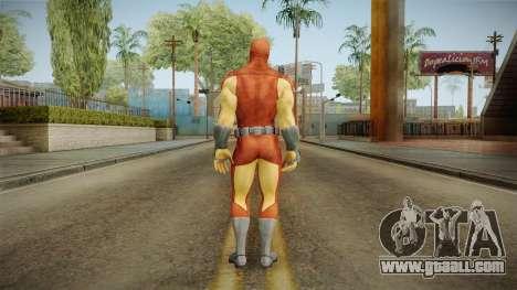 Marvel Heroes - Shocker (Visual Update) for GTA San Andreas third screenshot