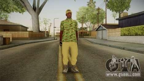 Gunrunning Skin 3 for GTA San Andreas second screenshot