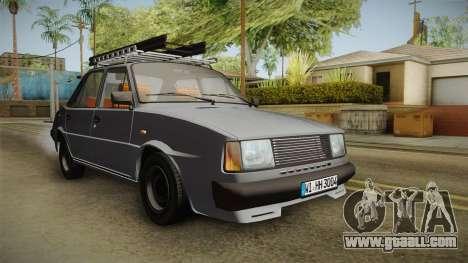 Skoda 120L for GTA San Andreas