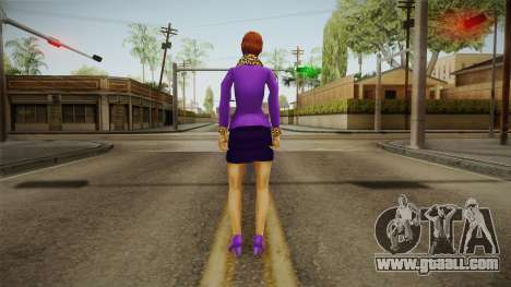 Jimmy Mother from Bully Scholarship for GTA San Andreas