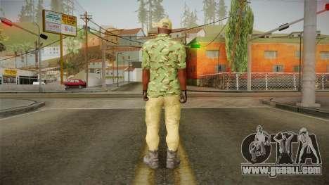 Gunrunning Skin 3 for GTA San Andreas third screenshot