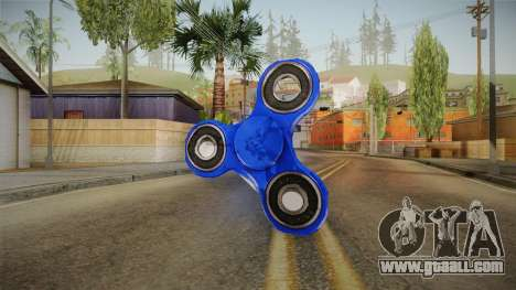 Fidget Spinner for GTA San Andreas