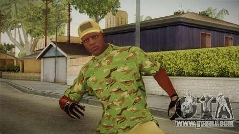 Gunrunning Skin 3 for GTA San Andreas