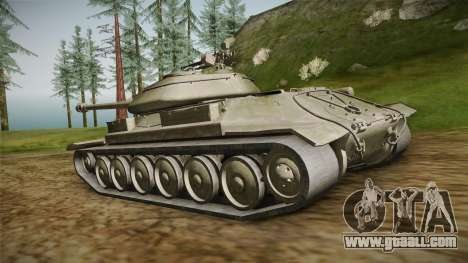 1944 Object 252U v1.0.0 for GTA San Andreas left view